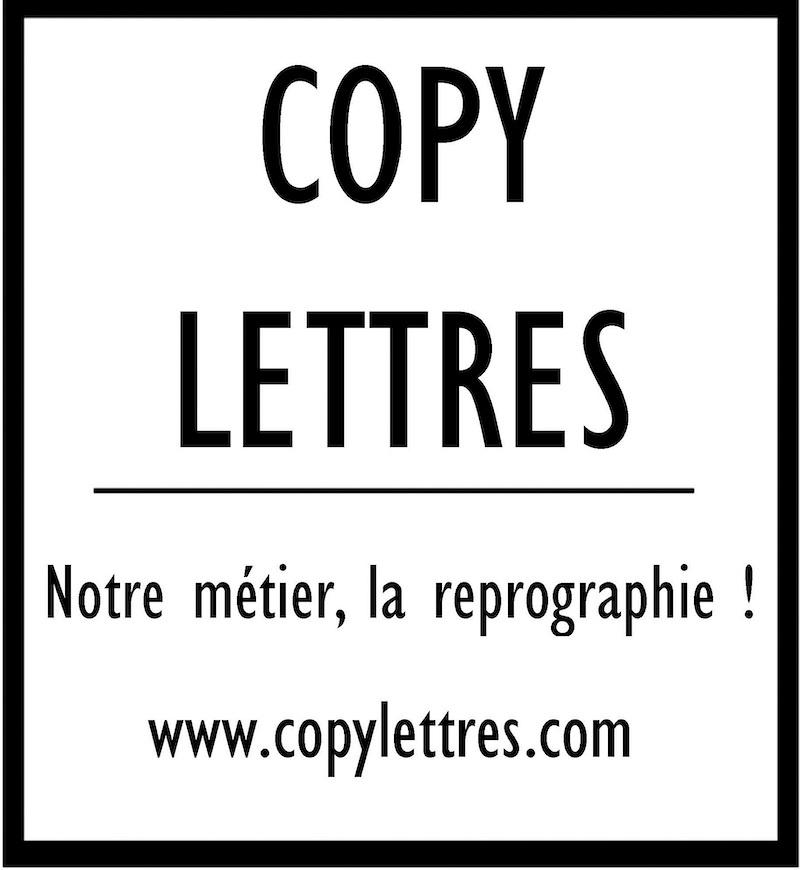 COPY LETTRE